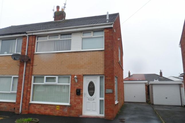 Thumbnail Semi-detached house to rent in Kinnerton Place, Thornton Cleveleys