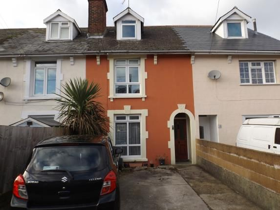 Thumbnail Terraced house for sale in Upper Highland Road, Ryde