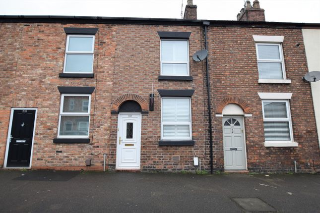 Thumbnail Terraced house to rent in Bond Street, Macclesfield