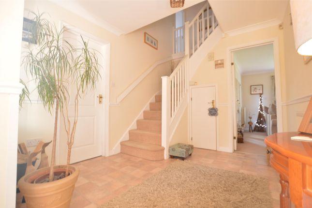 Thumbnail Detached house for sale in Partridge Close, Yate, Bristol
