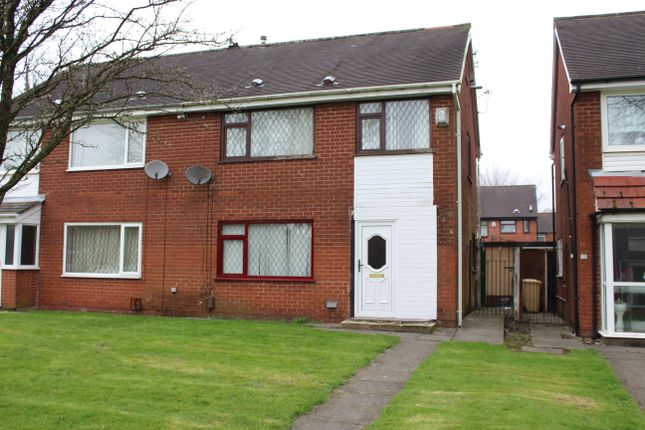 Thumbnail Semi-detached house for sale in Finch Avenue, Farnworth