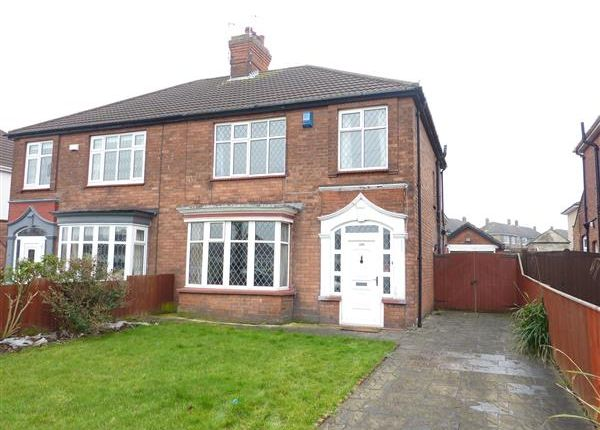 Thumbnail Semi-detached house for sale in Clee Road, Cleethorpes