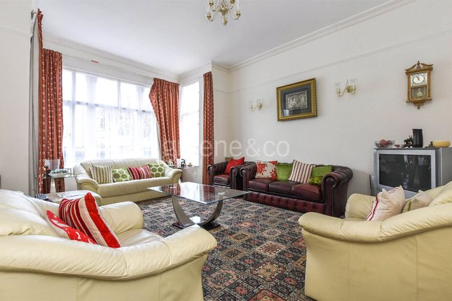 Thumbnail End terrace house for sale in Rosebery Gardens, Crouch End, London