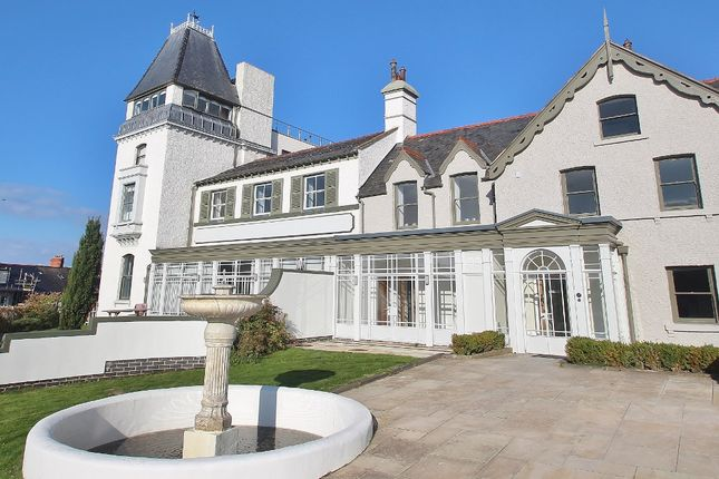 Thumbnail Flat for sale in The Moorings, Degnawy Castle, Deganwy