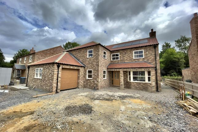 Thumbnail Detached house for sale in Church Lane, Bagby, Thirsk