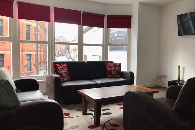 Thumbnail Shared accommodation to rent in Whitechapel, Liverpool City Centre