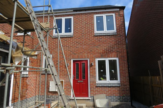 Thumbnail Semi-detached house for sale in Church Street, Earl Shilton, Leicester