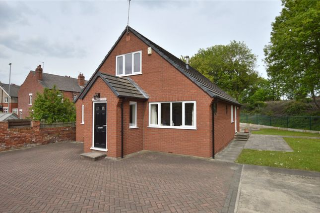 Thumbnail Detached bungalow for sale in Ashwood Lodge, Denby Dale Road, Wakefield, West Yorkshire