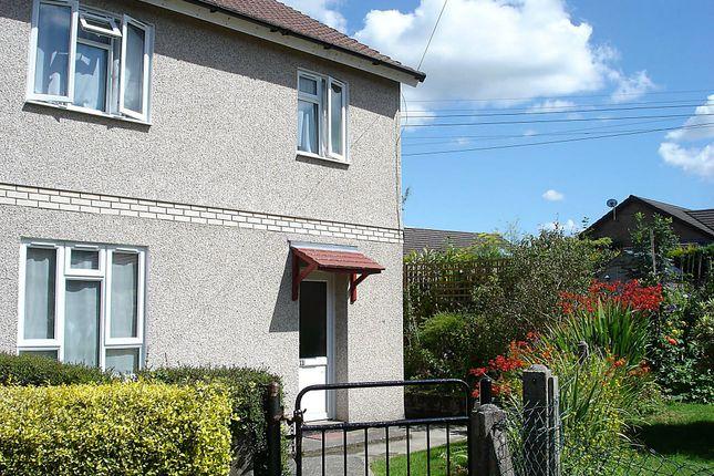 Thumbnail Semi-detached house to rent in Llwyn Celyn, Newbridge On Wye