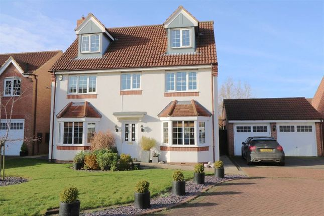 Thumbnail Property for sale in Brock Close, Epworth, Doncaster
