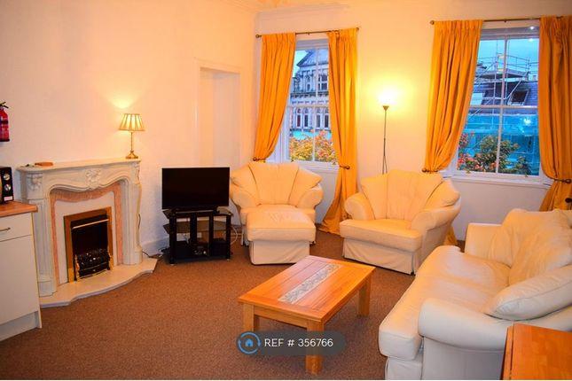 Thumbnail Flat to rent in High Street, Elgin