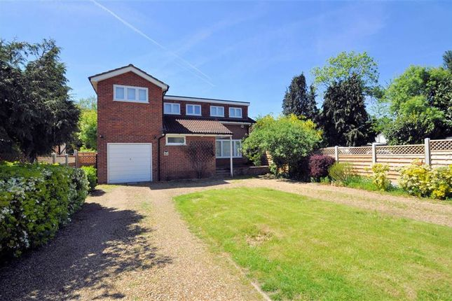Thumbnail Detached house for sale in Bell Weir Close, Wraysbury, Berkshire