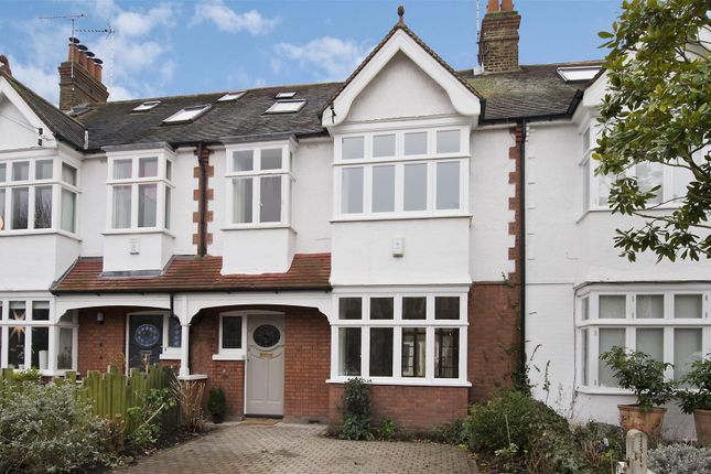 Thumbnail Terraced house for sale in Elm Bank Gardens, London