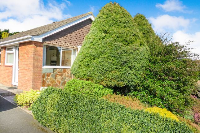 Thumbnail Detached bungalow for sale in Gibson Road, Paignton