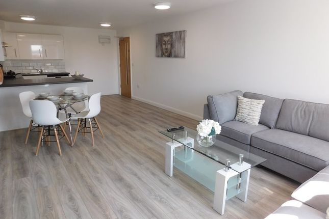 Thumbnail Flat to rent in Fox Street, Liverpool City Centre, 5 Mins Walk From Unis