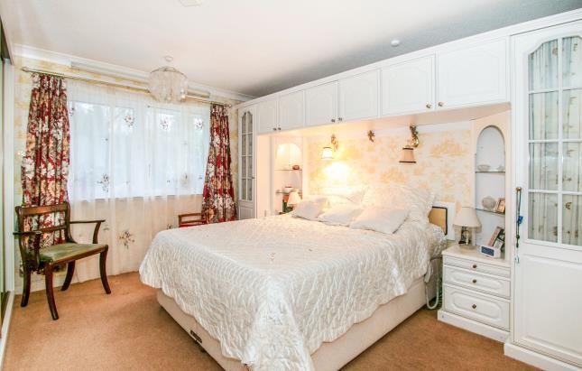 Bedroom 1 of Grosvenor Close, Ashley Heath, Ringwood BH24