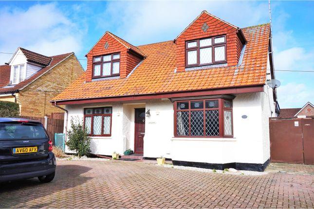 Thumbnail Detached house for sale in Basildon Road, Basildon