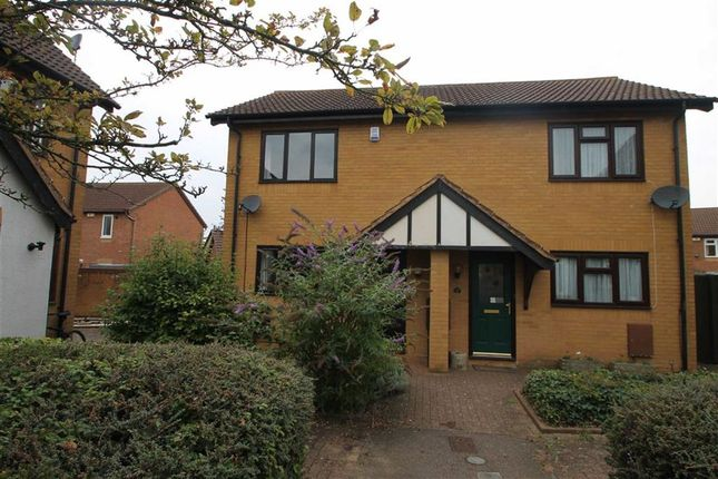 Semi-detached house to rent in Sullivan Crescent, Brownwood, Milton Keynes
