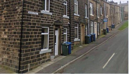 Thumbnail Terraced house to rent in Brown Street, Bacup