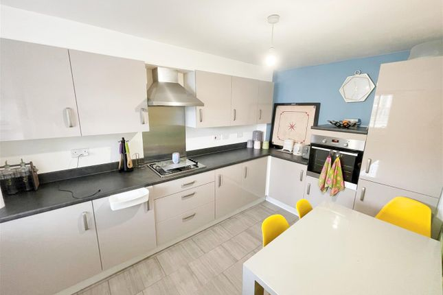 Thumbnail Semi-detached house to rent in Fen Street, Brooklands, Milton Keynes