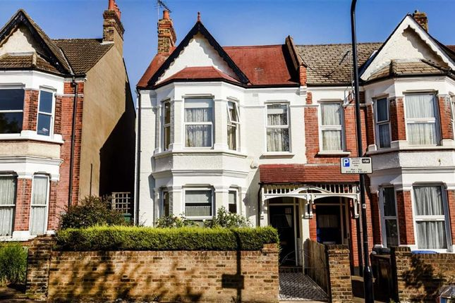 4 bed semi-detached house for sale in Bramston Road, Kensal Rise, London