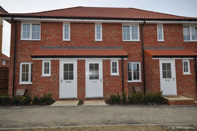 Thumbnail Terraced house to rent in Central Boulevard, Aylesham, Canterbury