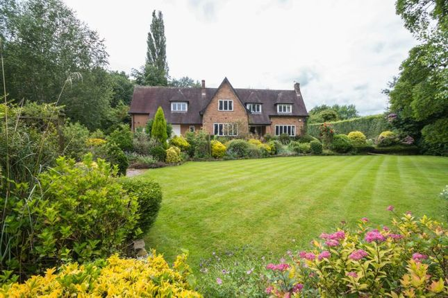 Thumbnail Detached house for sale in Gorsey Lane, Altrincham