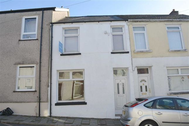 Thumbnail Terraced house to rent in Bridge Road, Aberdare, Rhondda Cynon Taf
