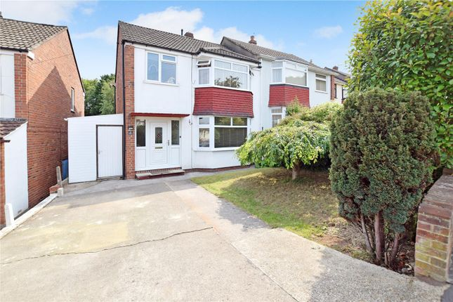 Thumbnail Semi-detached house for sale in Nigel Park, Bristol