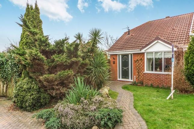 Thumbnail Bungalow for sale in Weymouth Drive, Seaham