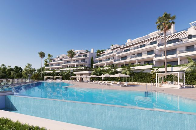 3 bed apartment for sale in cancelada, estepona, malaga estepona