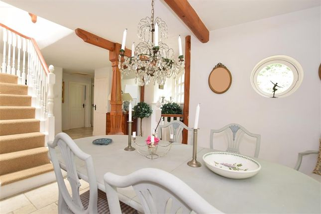 4 bed detached house for sale in Alverstone Road, Queen Bower, Isle Of Wight