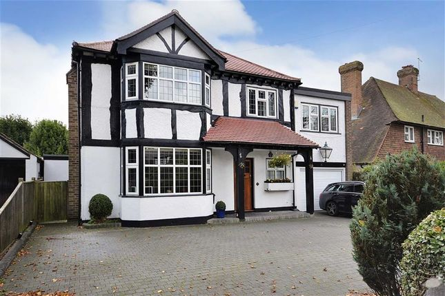 Thumbnail Detached house for sale in Poulters Lane, Thomas A Becket, Worthing, West Sussex