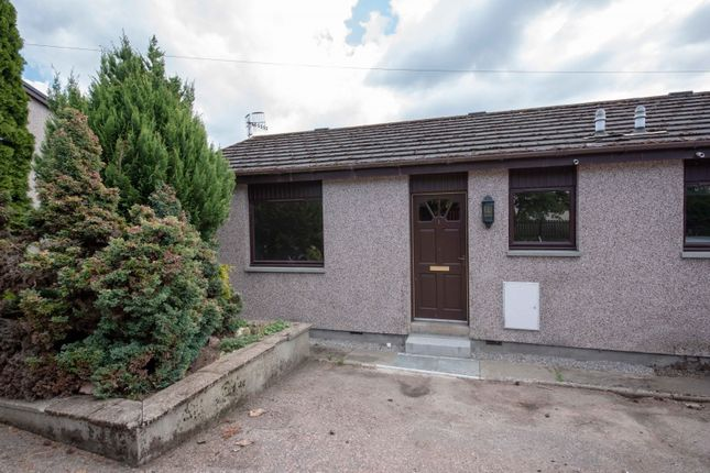 Semi-detached bungalow for sale in James Court, Kingussie, Highland