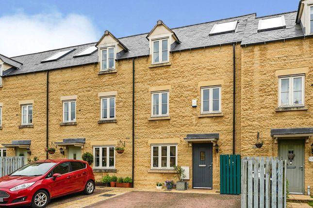 Thumbnail Terraced house for sale in Coln Gardens, Andoversford, Cheltenham