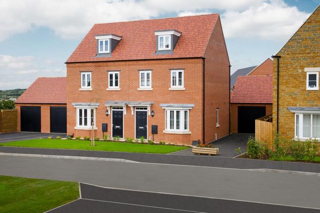 3 bed semi-detached house for sale in Adderbury Fields, Adderbury OX17