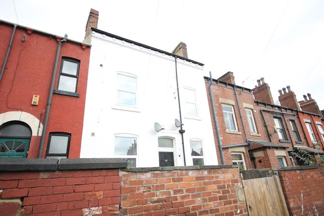Thumbnail Flat to rent in Conference Road, Armley, Leeds