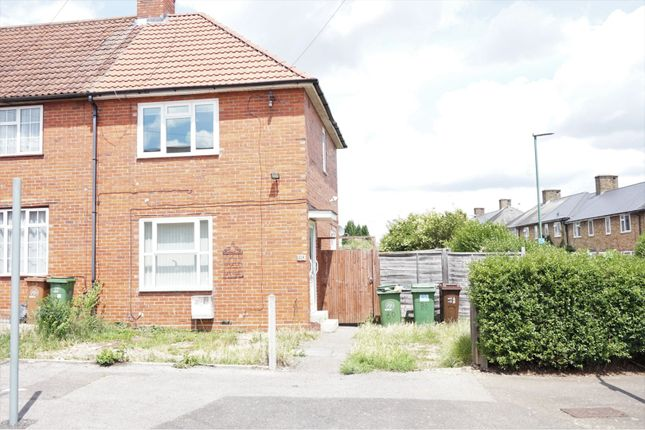 Thumbnail End terrace house to rent in Westminster Road, Sutton
