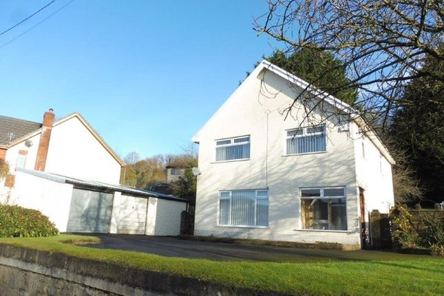 Thumbnail Detached house for sale in Anns Close, Merthyr Tydfil