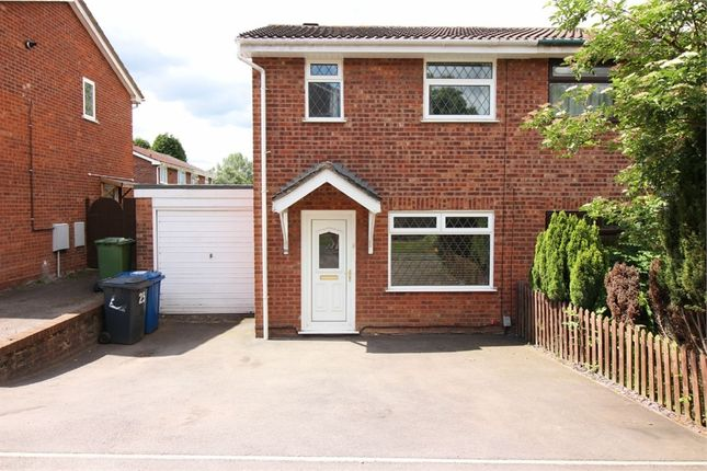Thumbnail Semi-detached house for sale in 25 Sykesmoor, Wilnecote, Tamworth, Staffordshire