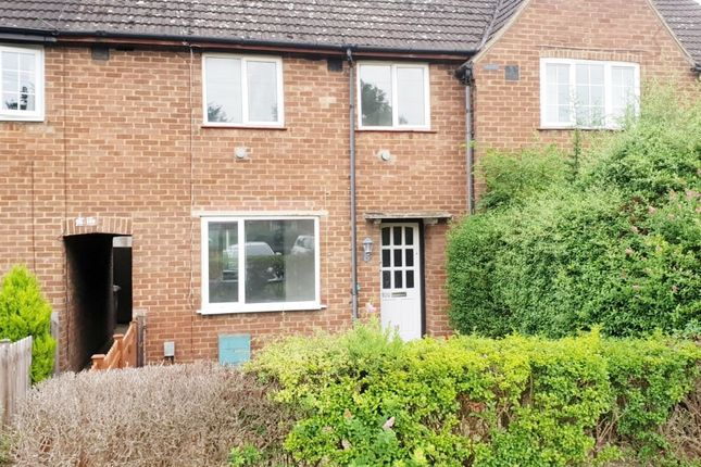 Thumbnail Terraced house to rent in Hall Mead, Letchworth Garden City