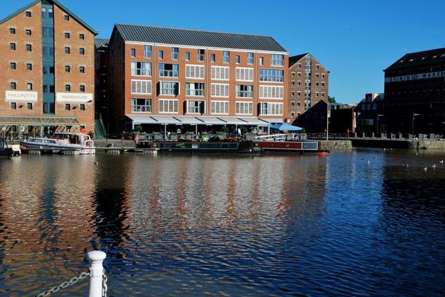 Thumbnail Flat for sale in Merchants Quay, The Docks, Gloucester