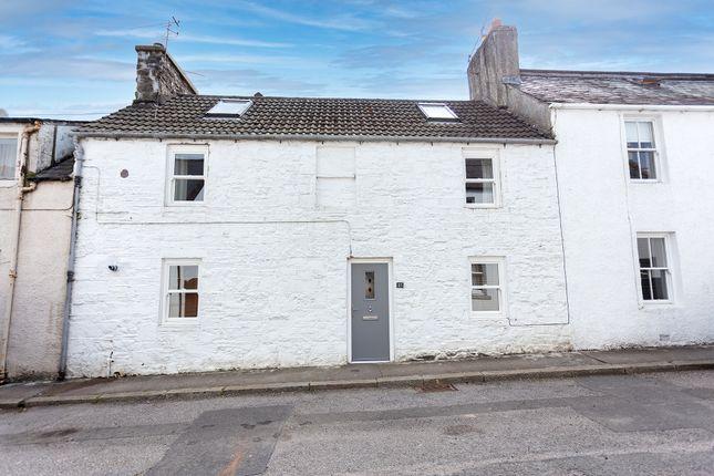 3 bed terraced house for sale in Millburn Street, Kirkcudbright DG6