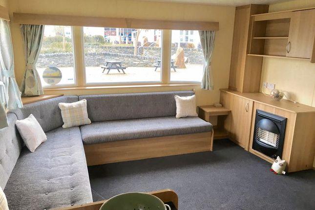 Lounge of Hafan Y Mor, Pwllheli LL53
