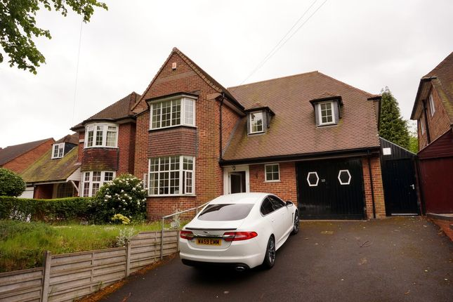 Thumbnail Detached house to rent in Vernon Avenue, Handsworth Wood, Birmingham