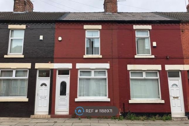 Thumbnail Terraced house to rent in Dewsbury Road, Liverpool