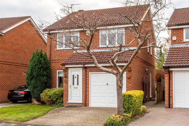 Thumbnail Detached house to rent in Turnberry Drive, York