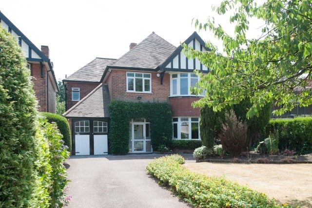Thumbnail Detached house for sale in Station Road, Wylde Green, Sutton Coldfield