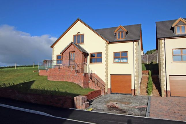 Thumbnail Detached house for sale in Trem Y Cwm, Llangynin, St. Clears, Carmarthen