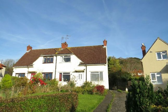 Thumbnail Semi-detached house to rent in South Hill, Winscombe